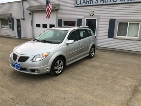 2007 Pontiac Vibe for sale in Houlton, ME