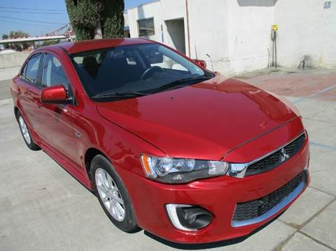 2016 Mitsubishi Lancer for sale in Ontario, CA