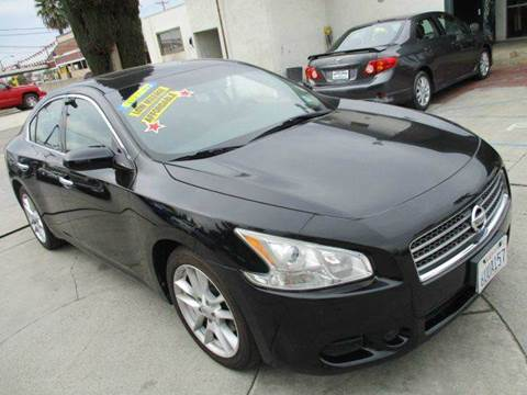 2011 Nissan Maxima for sale in Ontario, CA