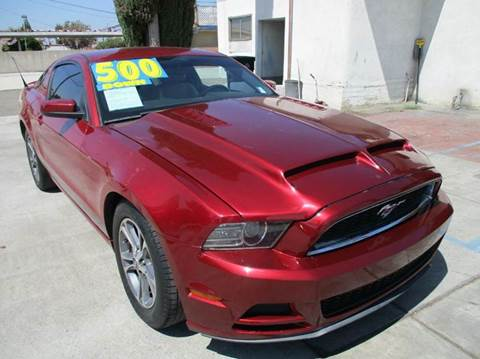 2014 Ford Mustang for sale in Ontario, CA