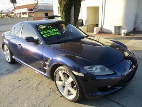 2007 Mazda RX-8 for sale in Ontario, CA