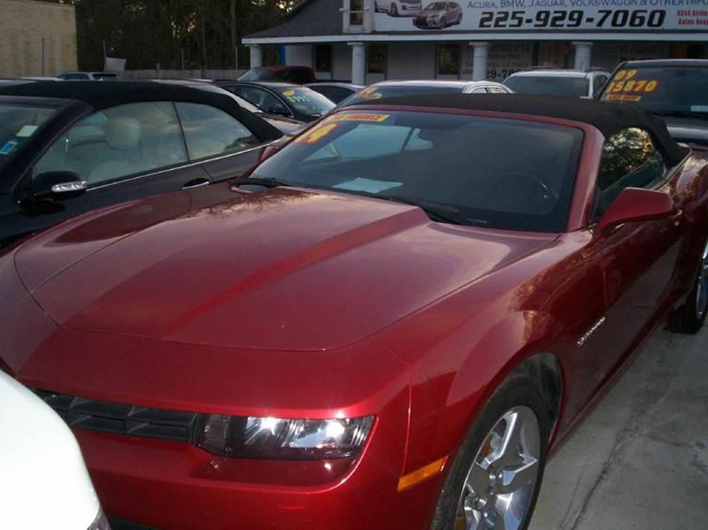 Baton rouge auto loans