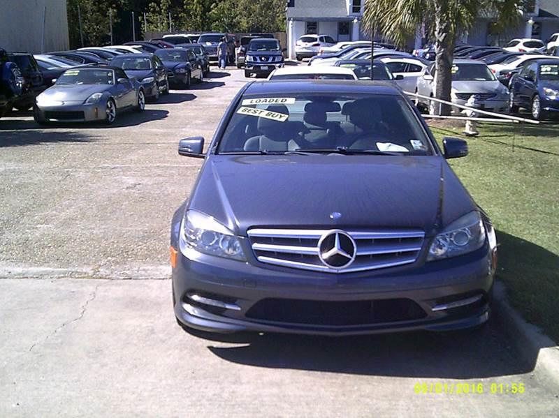 2011 mercedes benz c class c300 luxury 4dr sedan in baton rouge la. Cars Review. Best American Auto & Cars Review