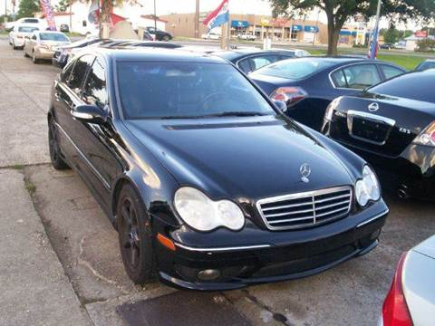 Mercedes Benz C Class For Sale In Baton Rouge La