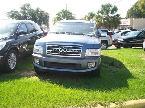 2008 Infiniti QX56 for sale in Baton Rouge, LA