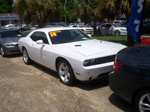 Cars For Sale In Baton Rouge >> Dodge Challenger For Sale In Baton Rouge La Carsforsale Com