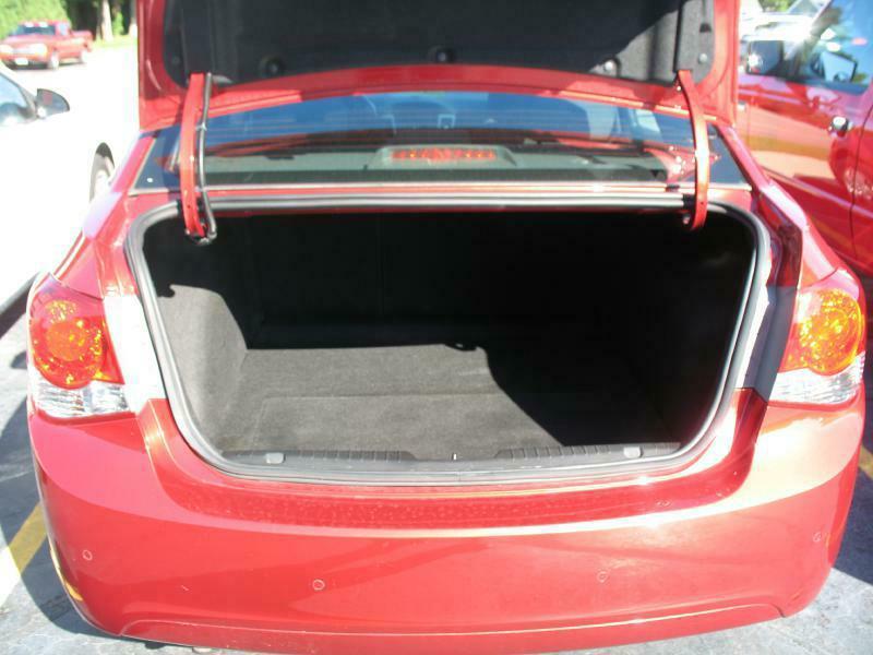 2011 Chevrolet Cruze LT 4dr Sedan w/1LT - Kenosha WI