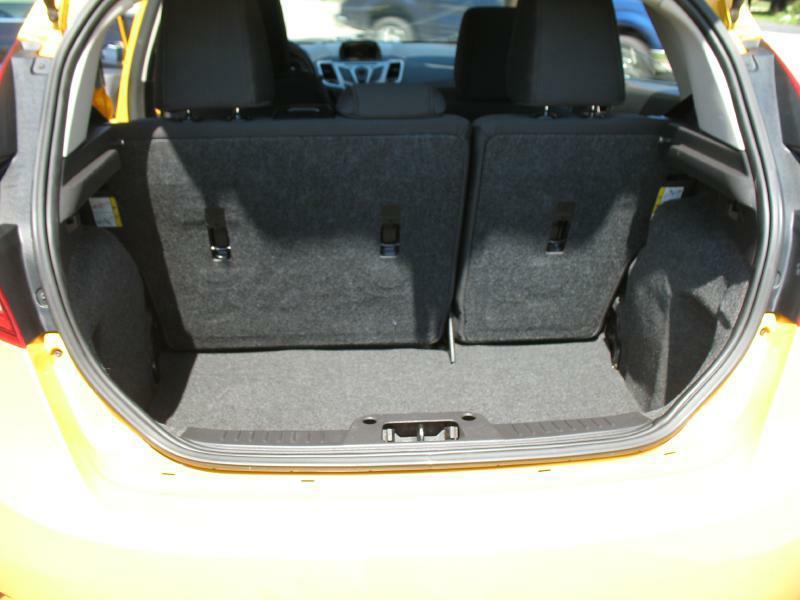 2011 Ford Fiesta SES 4dr Hatchback - Kenosha WI