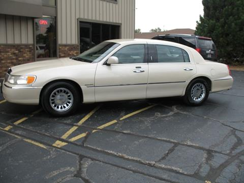2002 Lincoln Town Car For Sale In Raleigh Nc Carsforsale Com