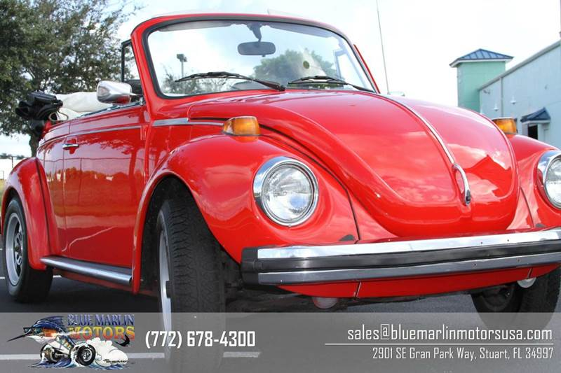 Volkswagen beetle convertible for sale in utah for Hilltop motors jacksonville fl