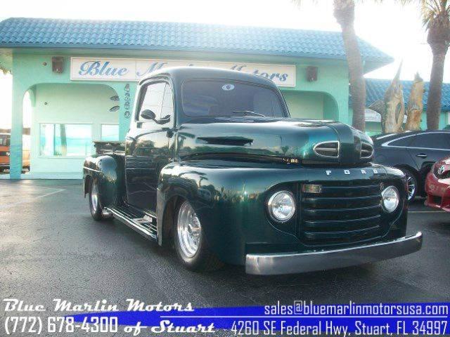 Classic Car Dealer Stuart Fl