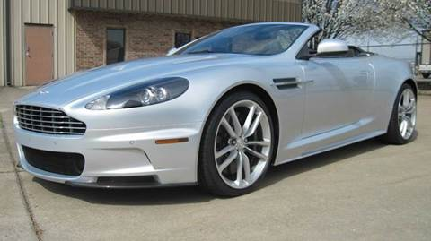 2010 Aston Martin DBS REDUCED! for sale in Harrisonville, MO