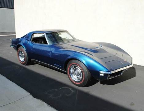 "1968 Chevrolet Corvette L-89 ""MATCHING NUMBER"