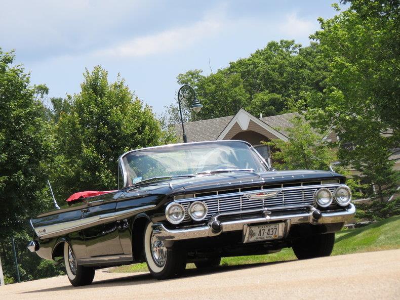 1961 Chevrolet Impala Front Clip Attitude Adjustment Photo ...