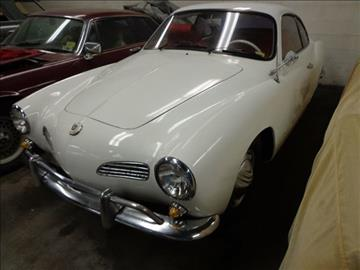 1962 Volkswagen Karmann Ghia for sale in North Andover, MA