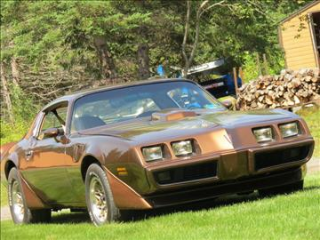 1979 Pontiac Trans Am for sale in North Andover, MA