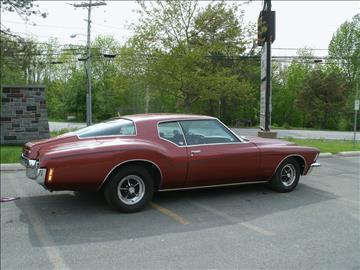 1972 Buick Riviera for sale in North Andover, MA