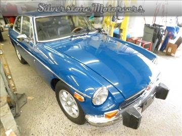 1974 MG B for sale in North Andover, MA