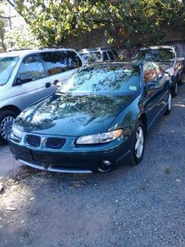 2001 Pontiac Grand Prix for sale in Plainfield, NJ