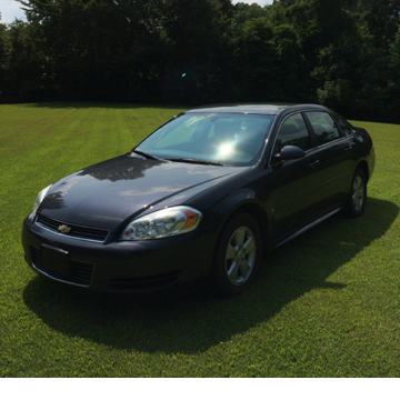 2009 Chevrolet Impala for sale in Batesville, AR