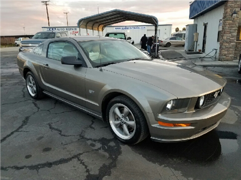 2005 ford mustang for sale for Premium motors hanford ca