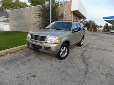2002 Ford Explorer for sale in Ingleside, IL