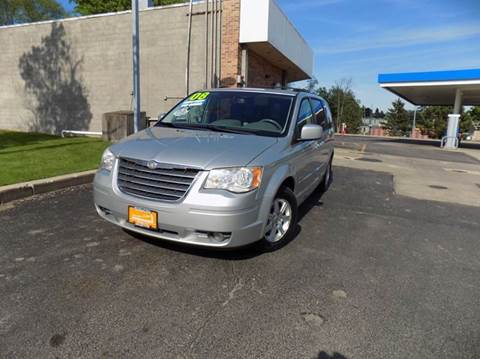 2008 Chrysler Town and Country for sale in Ingleside, IL