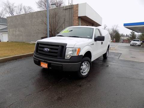 2010 Ford F-150 for sale in Ingleside, IL