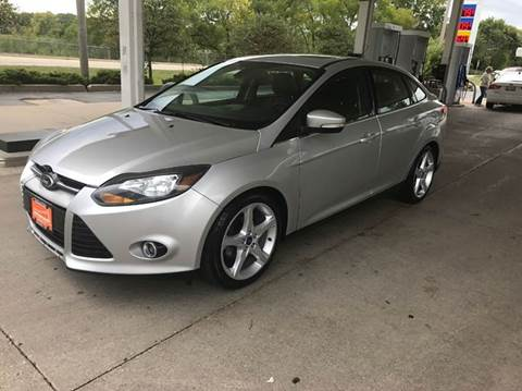 2012 Ford Focus for sale in Ingleside, IL