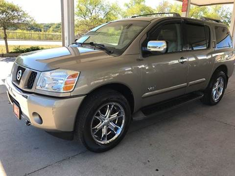 2006 Nissan Armada for sale in Ingleside, IL