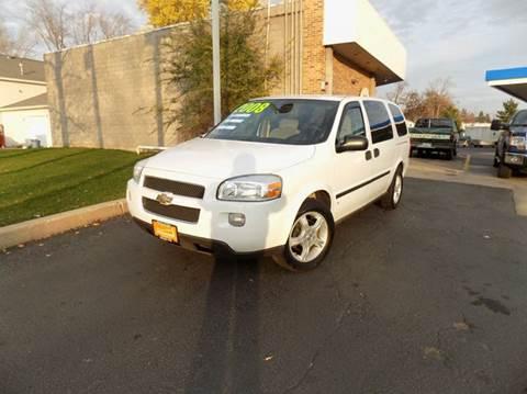 2008 Chevrolet Uplander for sale in Ingleside, IL