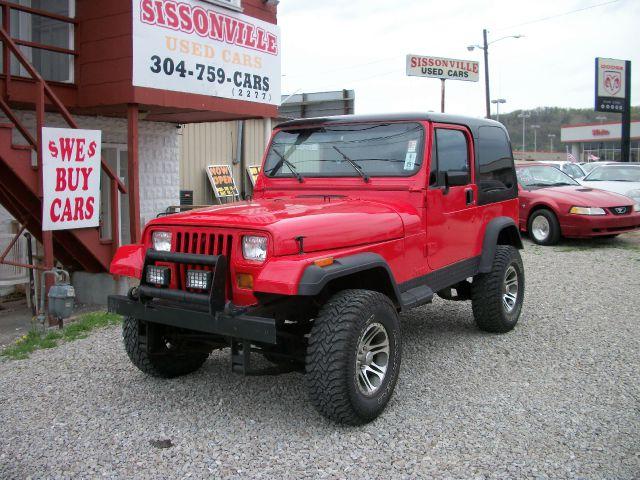 used 1991 jeep wrangler for sale. Black Bedroom Furniture Sets. Home Design Ideas