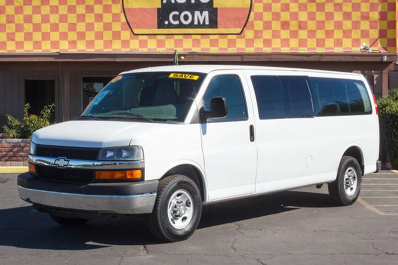 2010 Chevrolet Express Passenger For Sale In Tucson AZ