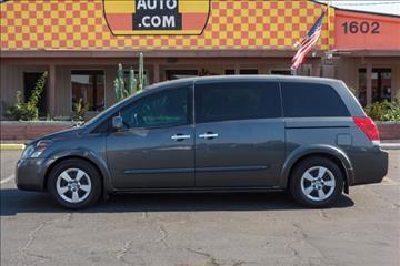 2009 Nissan Quest for sale in Tucson, AZ