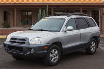2006 Hyundai Santa Fe for sale in Tucson, AZ