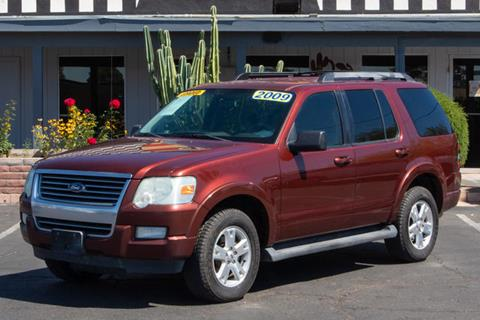 2009 ford explorer eddie bauer owners manual