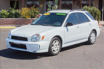 2003 Subaru Impreza for sale in Tucson, AZ