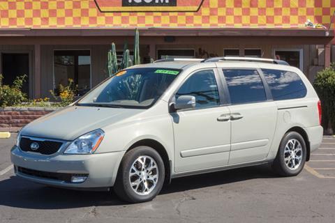 2014 Kia Sedona for sale in Tucson, AZ