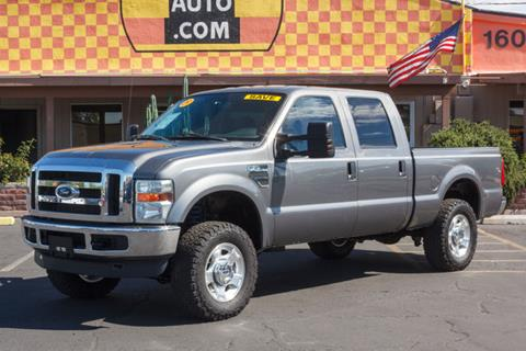 2009 Ford F-250 Super Duty for sale in Tucson, AZ
