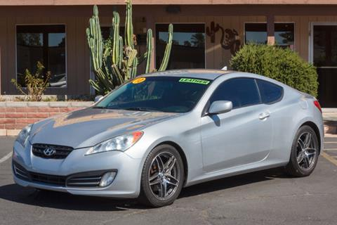 2010 Hyundai Genesis Coupe for sale in Tucson, AZ
