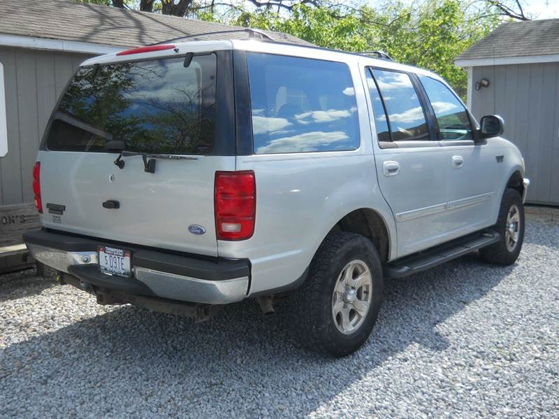 1997 Ford Expedition 4dr XLT 4WD SUV - Senecaville OH