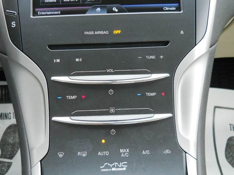 2015 Lincoln MKZ AWD 4dr Sedan - Senecaville OH