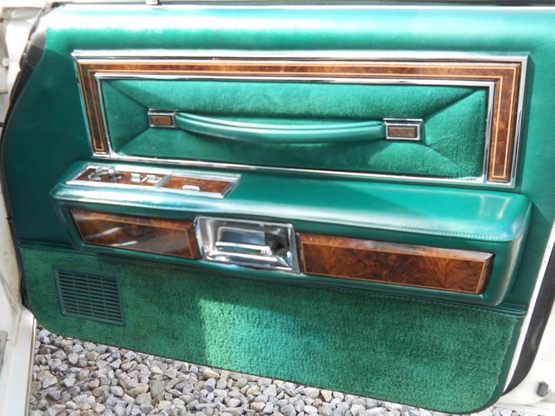 1978 Lincoln Town Car  - Senecaville OH