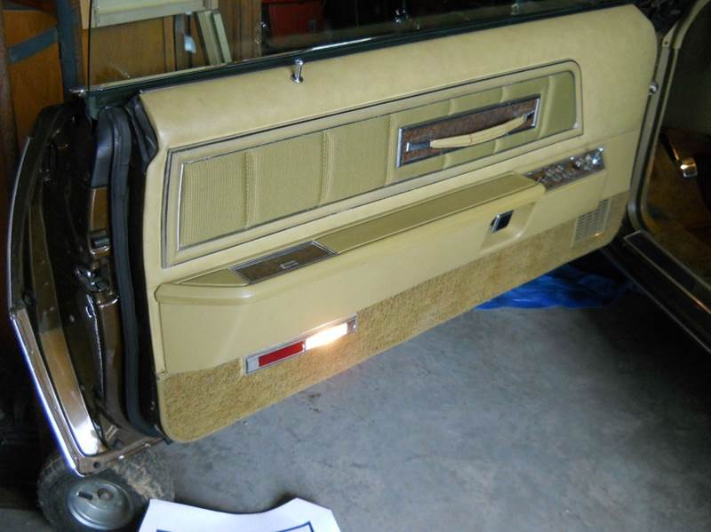 1973 Lincoln Continental  - Senecaville OH