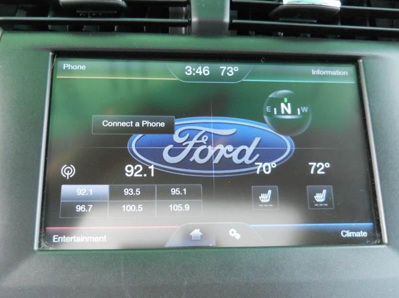 2014 Ford Fusion SE 4dr Sedan - Senecaville OH