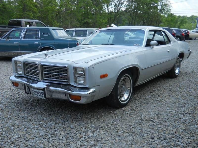 1978 Dodge Monaco In Senecaville Oh Thompson Family Motors