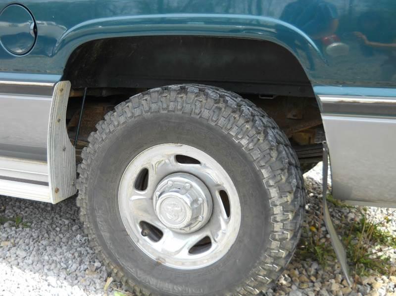 1995 Dodge Ram Pickup 2500 2dr Laramie SLT Extended Cab LB - Senecaville OH