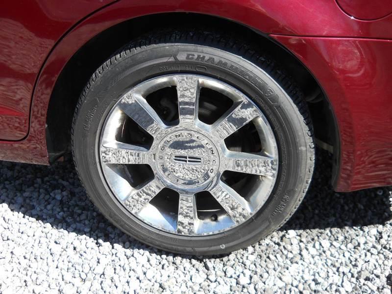 2007 Lincoln MKZ 4dr Sedan - Senecaville OH