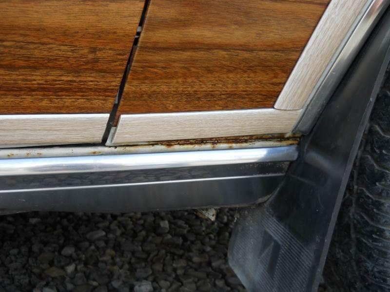 1981 AMC Concord DL 4dr Wagon - Senecaville OH