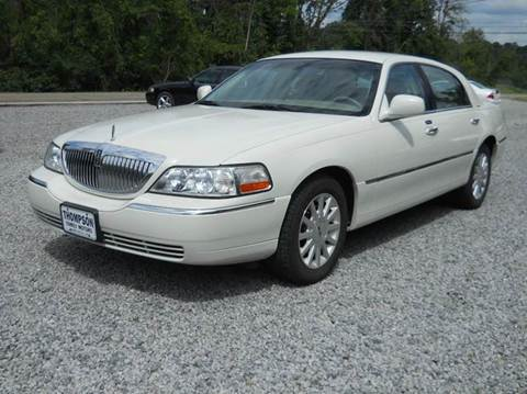 2006 Lincoln Town Car for sale in Senecaville, OH